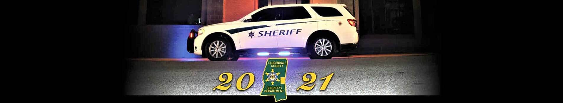 Lauderdale Sheriff vehicle 2021